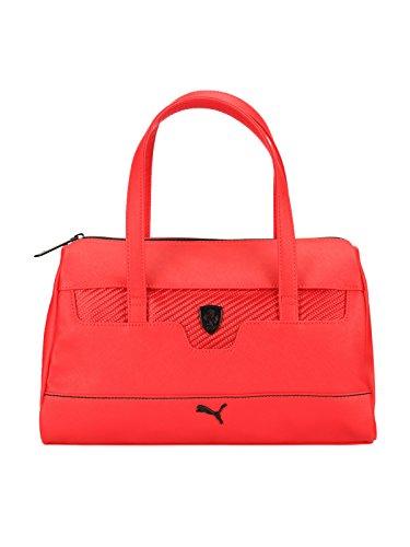 Puma Ferrari LS Women's Handbag (Rosso Corsa)