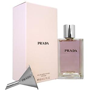 Prada By Prada For Women. Eau De Parfum Refill 2.7 oz