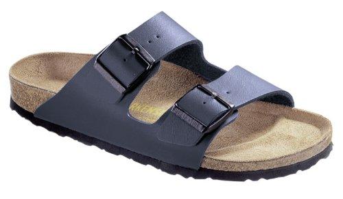 Birkenstock Arizona Sandals Regular Width Birkoflor Blue (Eu 42 L11 M9) front-937586