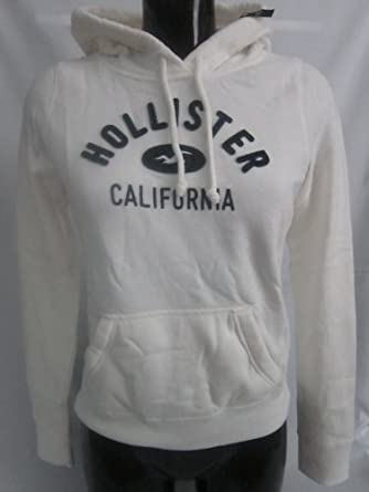 hollister hoodie fuer damen groesse s 36 farbe weiss. Black Bedroom Furniture Sets. Home Design Ideas