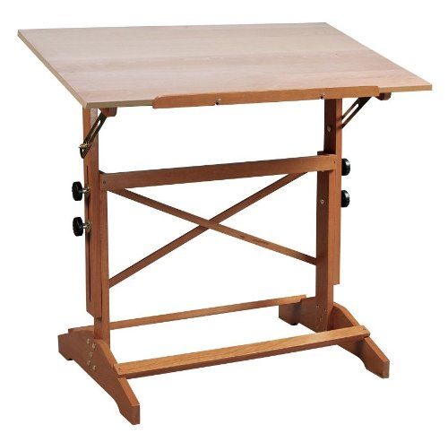 Pavillon Wood Art & Drawing Table (24 in. x 36 in.)