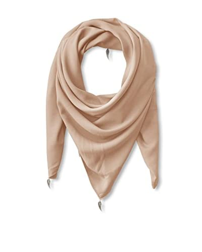 Donni Charm Women's Lively Scarf, Honey
