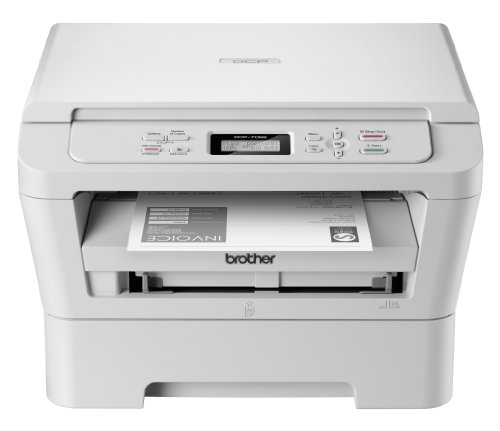 Brother DCP7055 Compact Mono Laser All-In-One Printer
