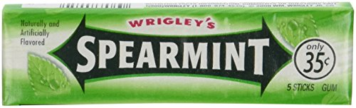 wrigleys-gum-spearmint-5-count-pack-of-40