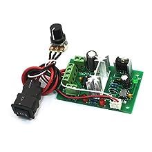 Adjustable PWM Motor CW CCW Speed Control Switch Module DC 6-30V 200W