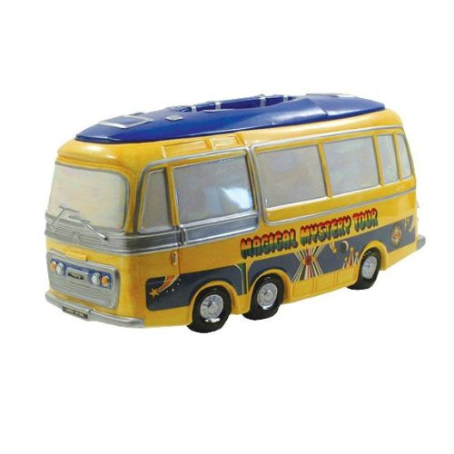 The Beatles - Magical Mystery Tour Bus Cookie Jar