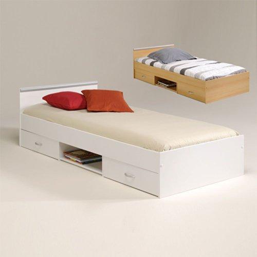 betten mit stauraum preisvergleiche erfahrungsberichte. Black Bedroom Furniture Sets. Home Design Ideas