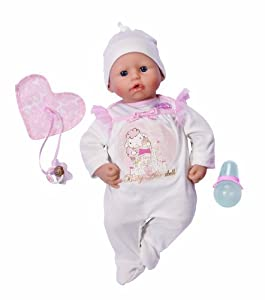 Zapf Creation 792193 - Baby Annabell - Puppe