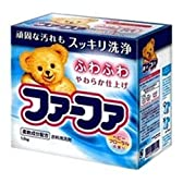 【ニッサン石鹸】ファーファコンパクト洗剤 1.0kg