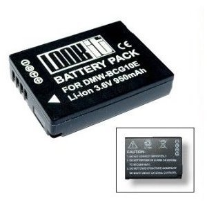 LOOKit® - Batterie Lithium-Ion BCG10E BCG-10E