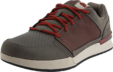 The North Face Shifter Shoes (For Men) - WEIMARANER BROWN/MONARCH ORANGE (Size - 9.5)
