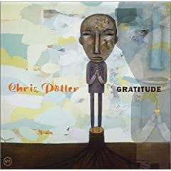 Chris Potter Gratitude cover