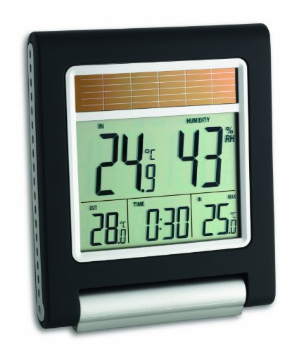 Dostmann Solar Funk-Thermo-Hygrometer 303042