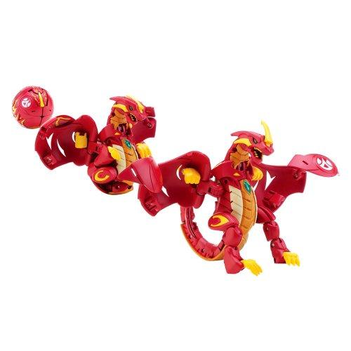 Game And Toys Bakugan Bakumorph Figure Drago S3