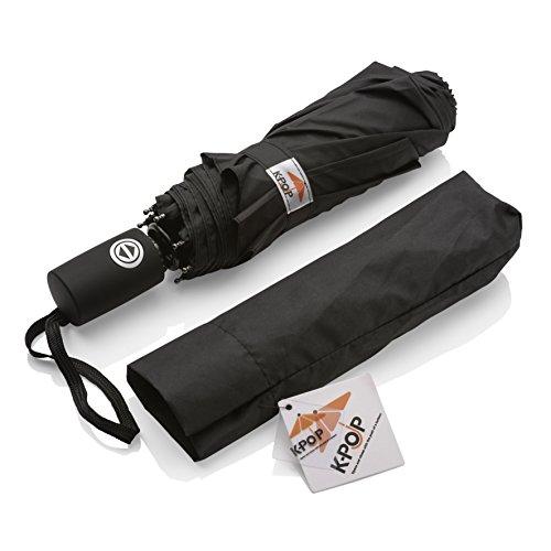 umbrella-k-pop-black-automatic-umbrella-100-money-back-guarantee-best-compact-travel-auto-open-close