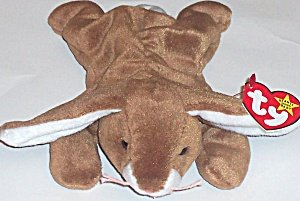 TY Beanie Baby - EARS the Rabbit - 1
