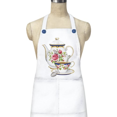 Antique Teapot Apron (Teapot Apron compare prices)