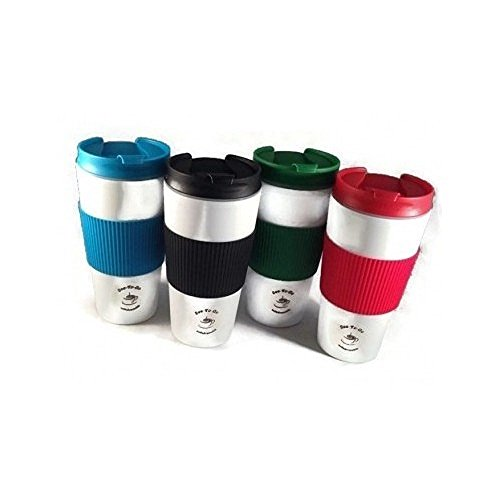 Insulated Travel Cups With Flip Lids Joe To Go Assorted Colors Coffee Mugs Tumbler Tumblers