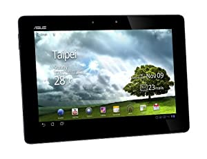 ASUS Eee Pad Transformer Prime TF201-B1-GR 10.1-inch Tablet Computer with 32GB SSD, Grey (Tablet Only)(Bilingual)