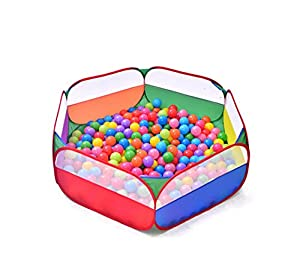 Toys ball toys pop up ball pit play ball pool indoor for Pop up garten pool