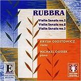 Edmund Rubbra: Violinsonaten Nr. 1-3