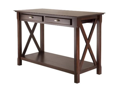 Cheap Xola Console Table with 2 Drawers (B004VYN5A8)
