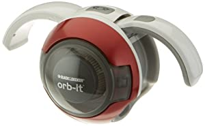 Black decker orb48crn aspirateur main orb it 4 8 v rouge cerise amaz - Aspirateur orb it black decker ...