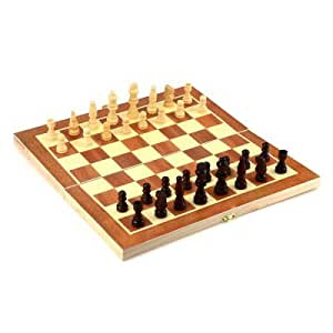 Wooden High-grade Chess IQ Training Game Game Toy - COLORMIX
