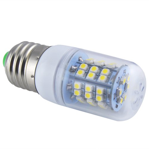 Thg Ten Pieces Warm White Evenly E27 Equivalent Halogen 40W 48 Smd 3528 Led 280Lm Corn Light Spotlight Lamp Bulb Lighting Ce & Rohs Approved front-258336