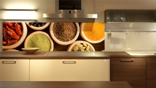 Beautiful Spritzschutz Küche Folie Photos - House Design Ideas ...