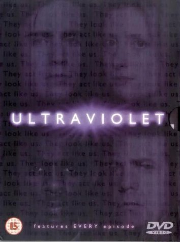Ultraviolet - Complete Series (2 Disc Set) [DVD] [1998]