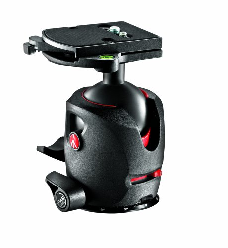 Manfrotto MH057M0-RC4 057 Magnesium Ball Head with RC4 Quick Release