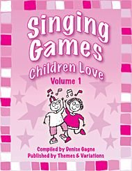Singing games children love