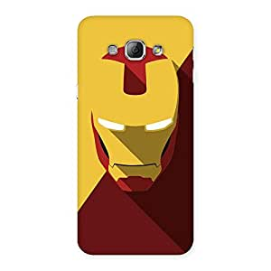Real Genius Back Case Cover for Galaxy A8