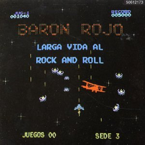 Baron Rojo - Larga Vida Al Rock and Roll - Zortam Music
