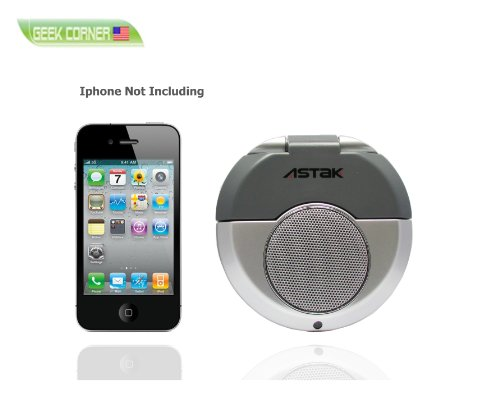 Astak Usb Laptop/Desktop Speakers - Portable, Compact, Travel Notebook Speaker For Windows Pc And Mac Usb Laptop Speaker With Subwoofer - Silver