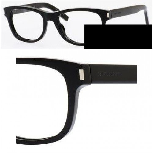 Yves Saint Laurent Yves Saint Laurent Sl 14 Eyeglasses-0807 Black-54mm