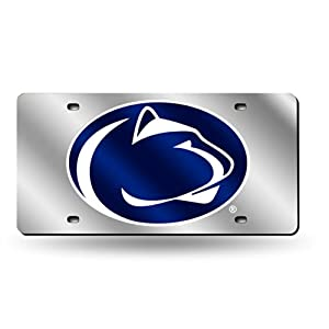 Buy NCAA Penn State Nittany Lions License Plate Cover by Rico