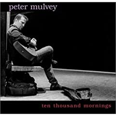 I First Encountered Peter Mulvey At The 2003 Green River Festival Where He Appeared As Part Of Lo Fi Folk Covergroup Redbird Along With Folk Blues Artist