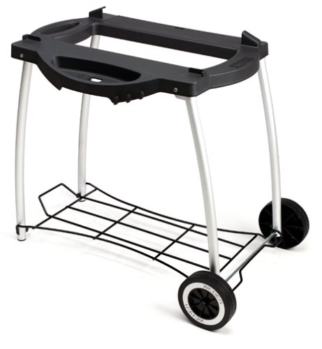 Best Review Of Weber 41429 Rolling Cart for Weber Q and Baby Q Grills