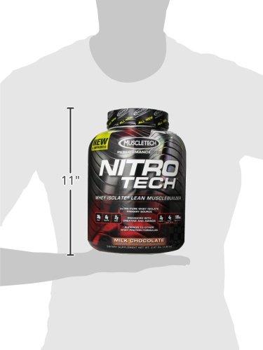 Muscletech肌肉科技 乳清蛋白粉 1.8kg图片