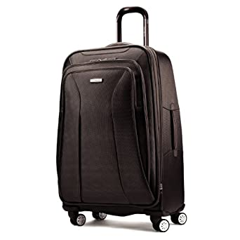 Samsonite Luggage Hyperspace XLT Spinner 25 Exp, Black, One Size
