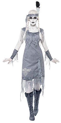 Smiffy's Women's Ghost Town Indian Princess Costume