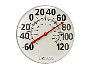 Taylor Precision Products Patio Thermometer (18-Inch) by Taylor Thermometers