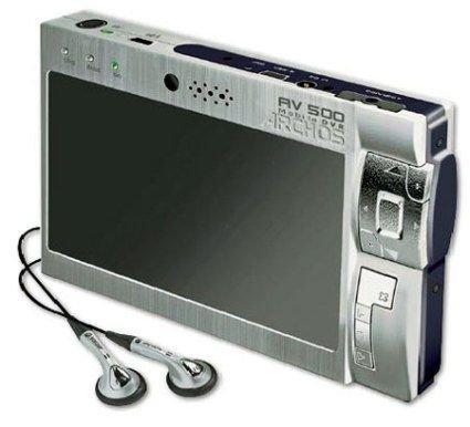Archos AV500 - 30Gb Pocket Video Recorder