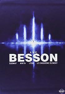 Luc Besson - Coffret : Subway + Nikita + Léon + Le Cinquième Elément