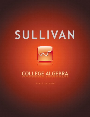 College Algebra plus MyMathLab/MyStatLab -- Access Card...