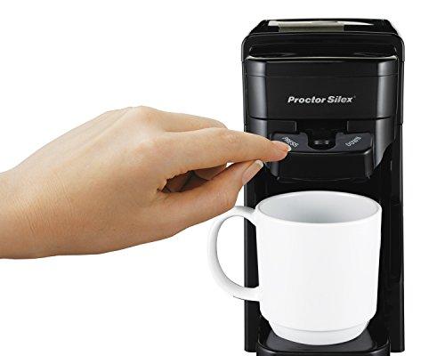 Combo Coffee Maker And Keurig : NEW Proctor Silex Keurig Combination Coffee Maker durability performance design 22333499610 eBay