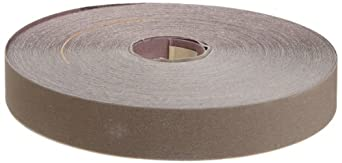 "3M Utility Cloth Roll 211K, Aluminum Oxide, 1"" Width x 50yd Length, 280 Grit (Pack of 1)"