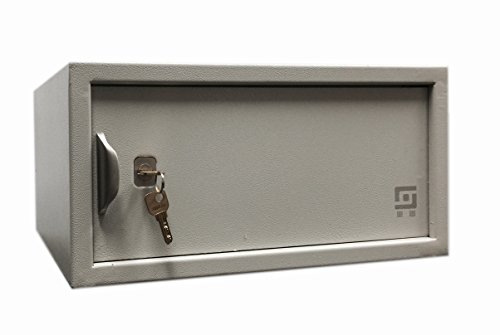 Handgun Pistol Safe Ammo Cabinet with high security key lock, 1 Cubic Ft', (1 Cubic Foot Safe compare prices)